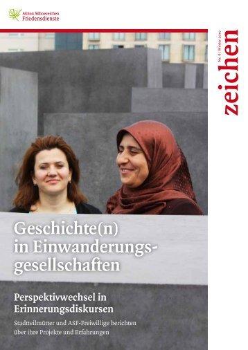 zeichen - Aktion Sühnezeichen Friedensdienste e.V.