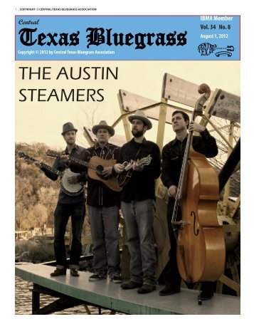 Enjoy Texas Music - Central Texas Bluegrass Association