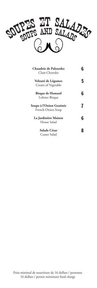 télécharger notre menu en format pdf - Ferme Rouge