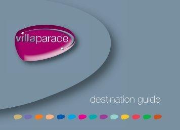 Resort Guides - Villa Parade