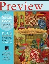 Upcoming - Tucson Museum of Art