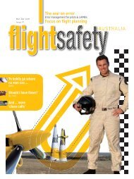 Flight Safety Magazine March-April 2009 - Civil Aviation Safety ...