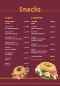 Tagesgerichte Sonntagsbuffet - Cafe Kitsch - Seite 3