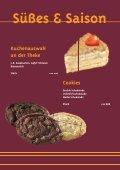 Tagesgerichte Sonntagsbuffet - Cafe Kitsch - Seite 4