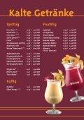 Tagesgerichte Sonntagsbuffet - Cafe Kitsch - Seite 6