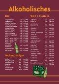 Tagesgerichte Sonntagsbuffet - Cafe Kitsch - Seite 7
