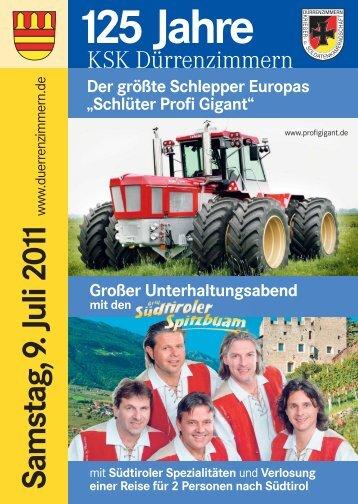 Download Flyer 125 Jahre KSK