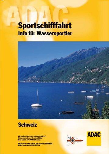 Schweiz - ADAC