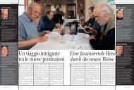 Es ist unbestritten: Die Tessiner - Andrea e Michael Weingartner ...