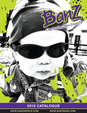 2012 CATALOGUE - Baby Banz