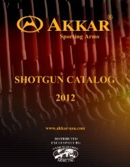 to view or download our catalog - Akkar-usa.com