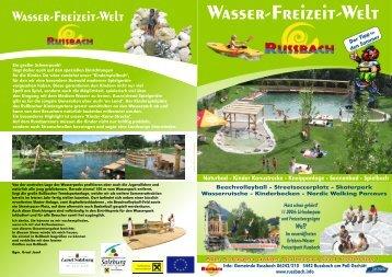 (7,51 MB) - .PDF - Gemeinde Rußbach