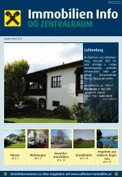 Immobilien Info - Real-Treuhand Immobilien