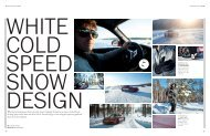 What does driving praxis have to do with winter clothing ... - Porsche