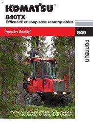 840 TX - Camox