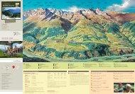Panoramakarte - Surselva Info