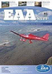 Nr 5 2011 - EAA Sverige