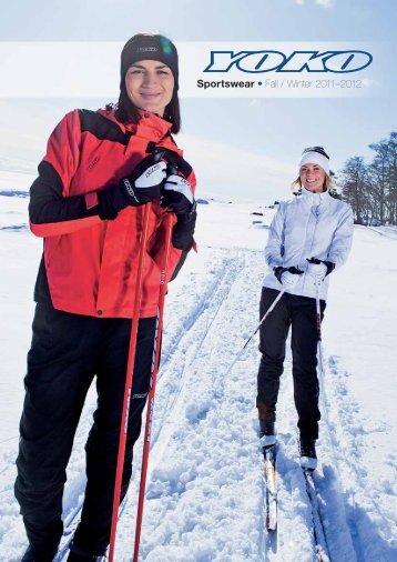 Sportswear • Fall / Winter 2011–2012 - Guzzi Sport
