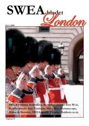SWEA-Bladet november 2008 - SWEA International