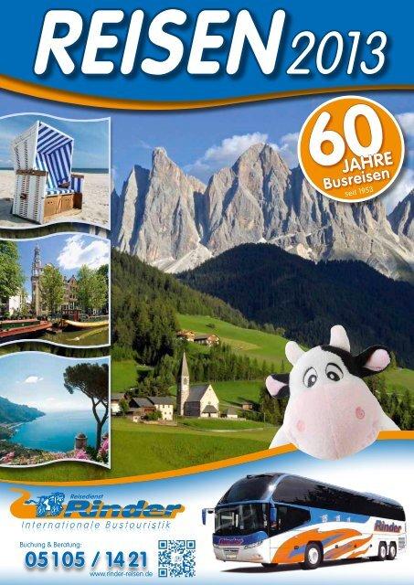 3 Tage - Reisedienst Rinder GmbH