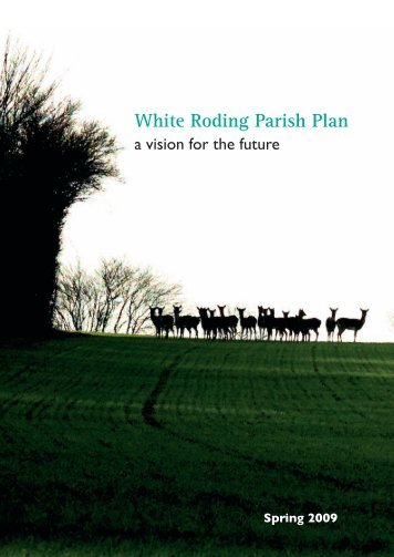 White Roding Parish Plan - Uttlesford District Council