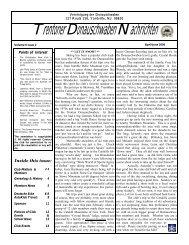 Deutsche Ecke, Seite 2 - Trenton Donauschwaben Association