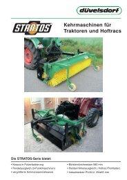 Prospekt Stratos - Düvelsdorf Handelsgesellschaft mbH