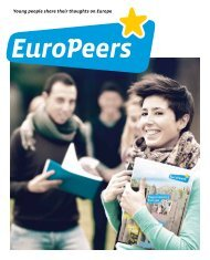 EuroPeers - JUGEND für Europa