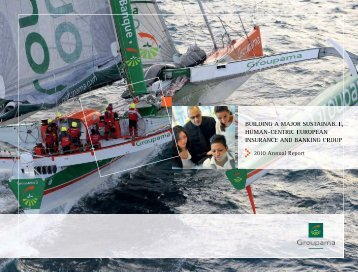 2010 Annual Report - Groupama Insurances
