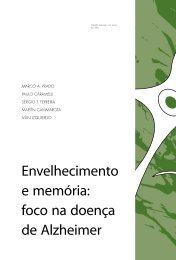 Envelhecimento e memória: foco na doença de Alzheimer - USP