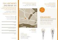 Download Einladung Fortbildung 15.06.2011 - Dres. Kleier ...