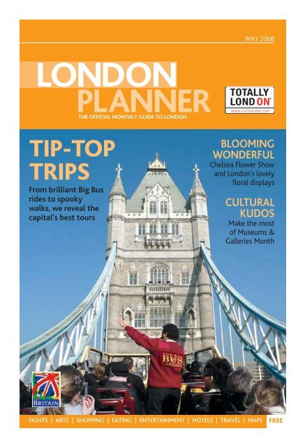 London Partners Visit London