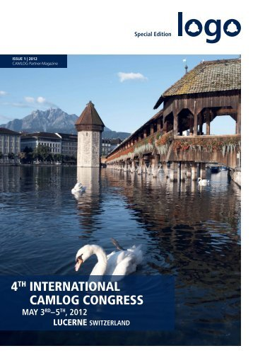 4TH INTERNATIONAL CAMLOG CONGRESS