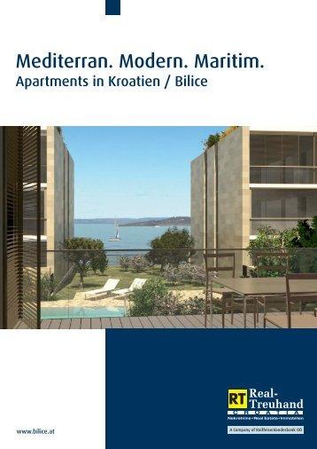 Folder (pdf) - modern und maritim