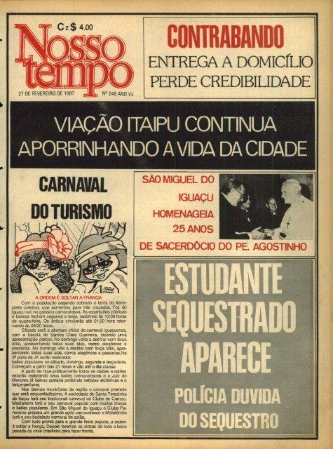 Foto Paulista - Nosso Tempo Digital