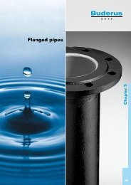 Catalog drinking water, Flanged pipes [ 395.52 kb ] - Duktus