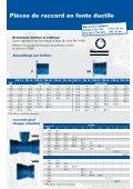 Système de canalisation en fonte ductile à verrouillage ... - Duktus - Page 5