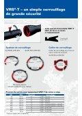 Système de canalisation en fonte ductile à verrouillage ... - Duktus - Page 7