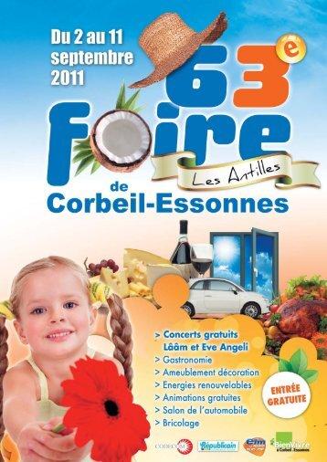 l'habitat - Corbeil-Essonnes