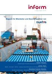 inform 04.2012 (pdf-Datei 2 MB) - Duktus