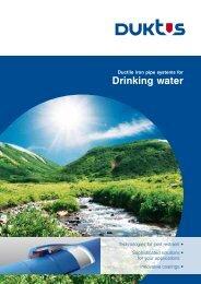 Drinking water - Duktus