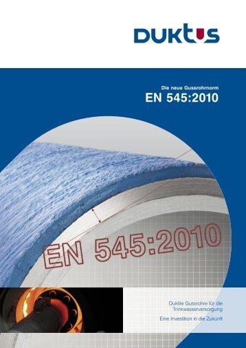 Broschüre EN 545:2010 (PDF-Datei - 523 kB - Duktus