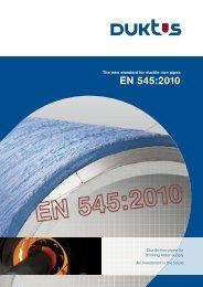 EN 545:2010 - Duktus