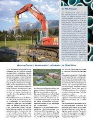 Grimming-Therme in Bad Mittendorf - tiefenfundiert mit TRM - Duktus