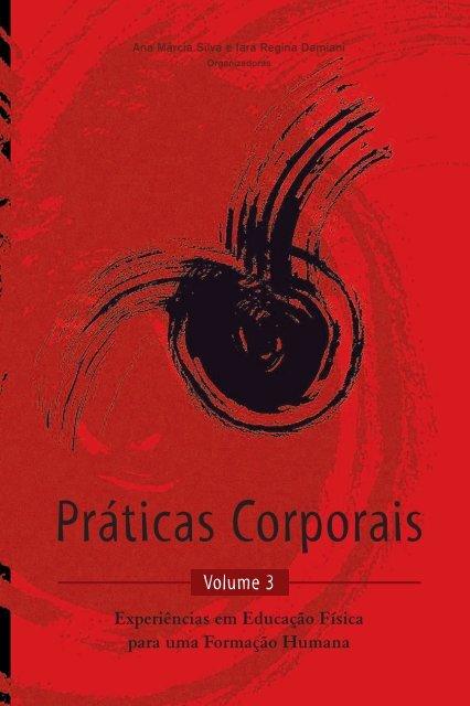 Práticas Corporais - Volume 3 - Ministério do Esporte