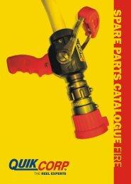 FIRE Spart Parts Catalogue (PDF) - Quik Corp