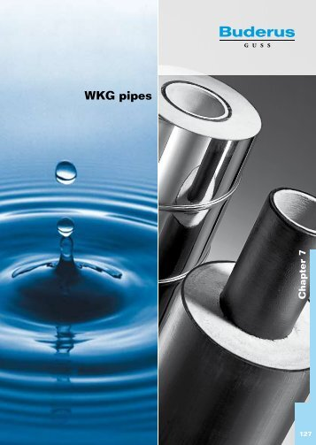 WKG pipes - Duktus