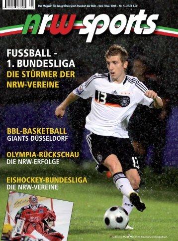 FUSSBALL - 1. BUNDESLIGA - nrw sports