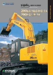 Robex 290LC-7A