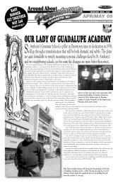 OUR LADY OF GUADALUPE ACADEMY